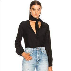 Frame blouse
